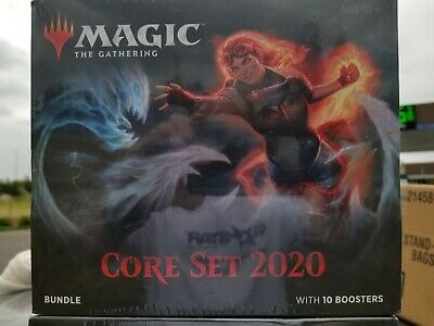 Magic The Gathering Core Set 2020 - 10 Booster Bundle Factory Sealed