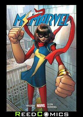 MS MARVEL VOLUME 5 HARDCOVER New Hardback Collects (2015) #25-38