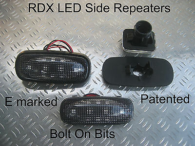 RDX LED Oscuro Intermitentes Laterales MG ZR 1.4 1.8VVC & F / Mgf / Mgtf / Tf