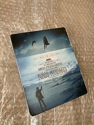 Miss Peregrines Home For Peculiar Children (Blu-ray) - Steelbook Edition - NEW