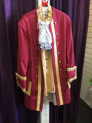 """Deluxe Regency Prince Charming - 44"""" Chest"""
