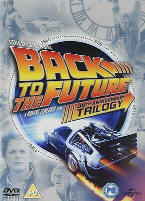 Back to The Future Trilogy New DVD Box Set / Free Delivery 1 2 & 3