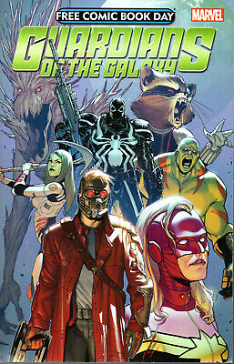 Free Comic Book Day 2014 - Guardians of the Galaxy (Marvel)  Bendis u.a. VF/NM