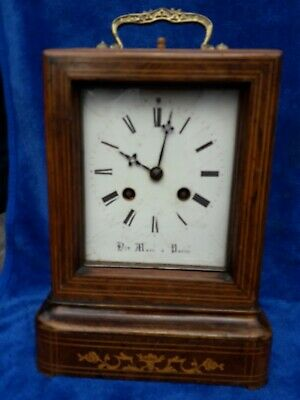 Antique Henri Marc Mantel Clock