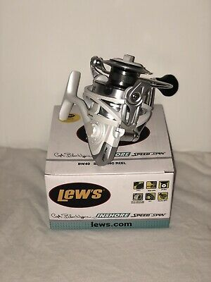 TPI400 Lew's TP1 Inshore Speed Spin 6.2:1 Spinning Reel