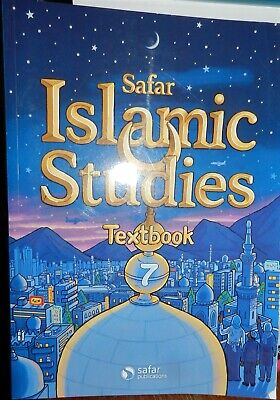 Safar Publications Islamic Studies: Textbook 7 Learn about Islam Series Hasan Al