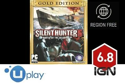The Silent Hunter 5: Battle of the Atlantic Gold Edition [PC] UPlay Download Key