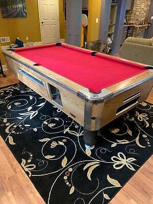 valley cougar pool table