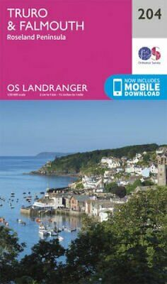 Truro & Falmouth, Roseland Peninsula by Ordnance Survey 9780319263020