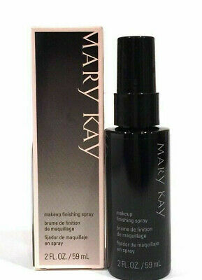 Mary Kay Makeup Finishing Spray Set your Makeup for a Flawless Lasting Day NEW