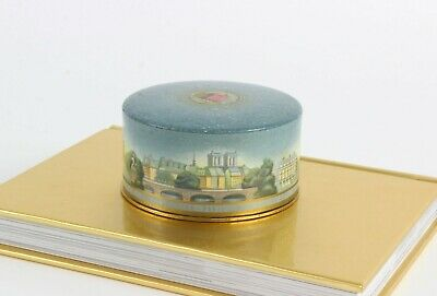 Vintage Coty Air Spun Dusting Powder, Sealed Coty Paris Soleil D'Or Powder