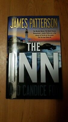 The Inn Book Hardcover by James Patterson Brand New 2019