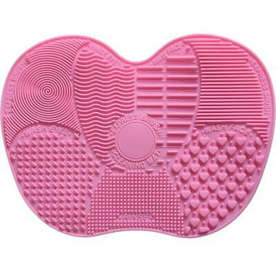 Makeup Brush Cleaner Mat - Silicone Drying Tool