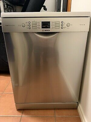 Barely Used Bosch SMS46GI01A Serie 4 Freestanding Dishwasher