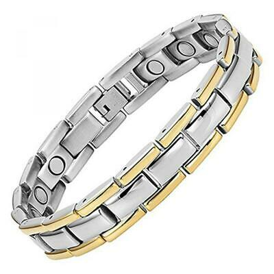 Jeracol Magnetic Bracelet Therapy Bracelets Pain Relief for Arthritis and Carpal