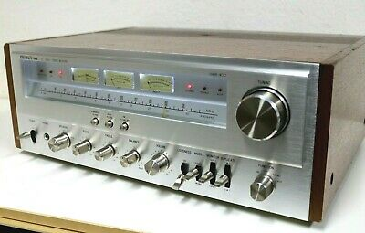 Vintage project one DC Series Stereo Receiver mark 400 w/ LED upgrade