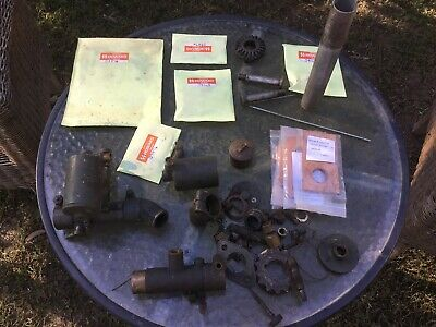Howard  rotary hoe spares carbs new gaskets  junior  will post