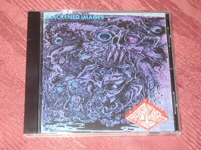 "Mortuary ""Blackened Images"" (1991) CD Death,Obituary,Cannibal Corpse"