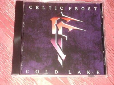 """Celtic Frost """"Cold Lake"""" (1988) CD Sodom,Hellhammer,Kreator"""