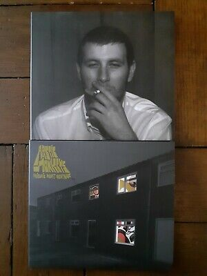The Arctic Monkeys CD JOB LOT - Favourite Worst Nightmare & Whatever People...