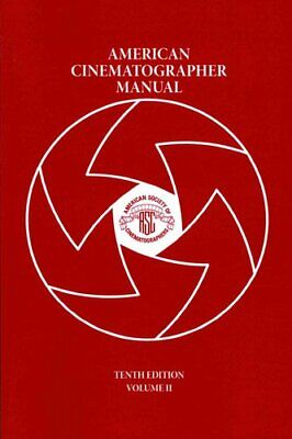 American Cinematographer Manual Vol. II by Independent Publisher (Paperback,...