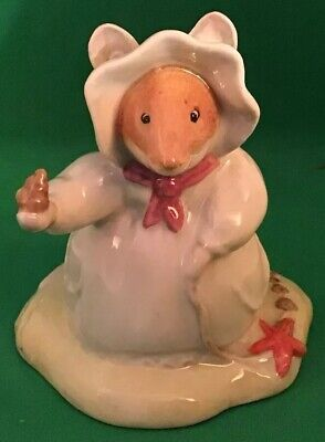 Royal Doulton Brambly Hedge Figurine Shrimp DBH 43