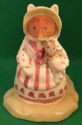 Royal Doulton Brambly Hedge Figurine Shell DBH 42