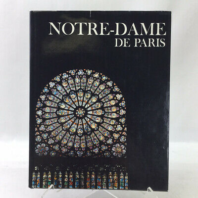 Notre-Dame De Paris France Cathedral Hardcover Book Newsweek Wonders Of Man MINT
