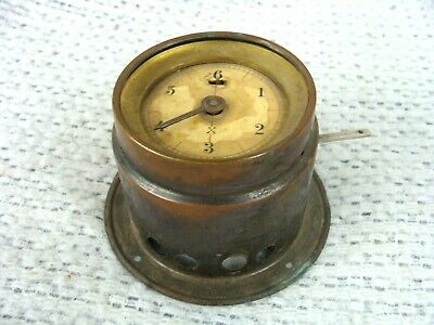 Rare Early Antique Telephone Operator's Long Distance Call Timer Timing Clock