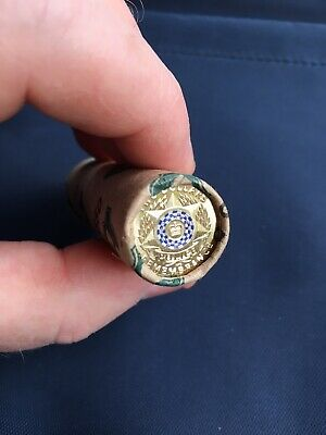 2019 $2 Roll - Police Remembrance  - Rare Coins - Unc - Tails Tails
