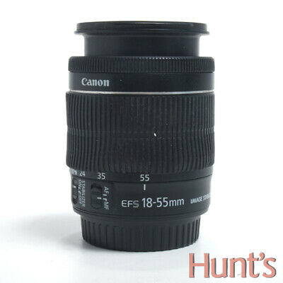 CANON 18-55mm f3.5-5.6 IS STM EF-S MOUNT AUTO FOCUS ZOOM LENS