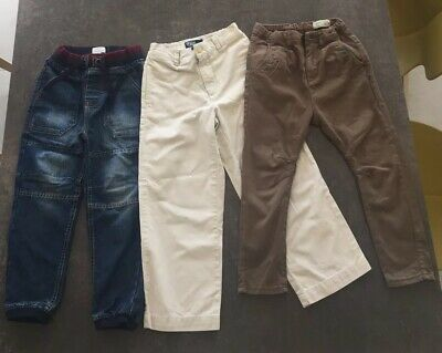 Boys Pants Size 5 Zara, Polo And Pumkin Patch