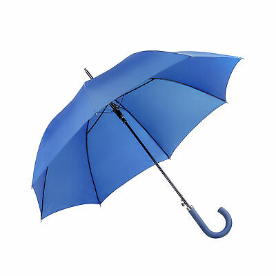 Umbrella Large 46 in 118cm Canopy Auto Open Wind Resistant Lightweight