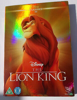 The Lion King (Classics 32 nd Animated ) [DVD]  The Cheap Fast Free Post