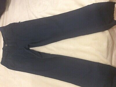 Bauhaus brand boys' dress pants size 10 adjustable waist