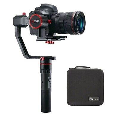 FeiyuTech a2000 Gimbal- 3-Axis stabilizer for DSLR/Mirrorless cameras
