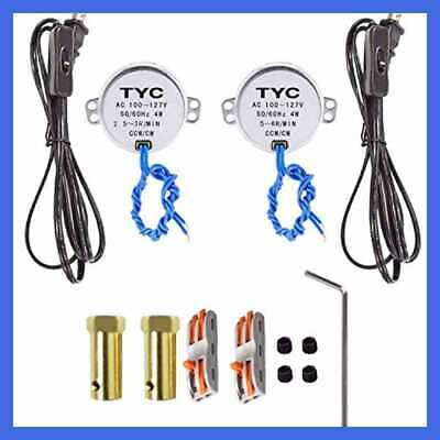 Synchronous Synchron Turntable Motor Electric For Cup Turner Cuptisserie Tumbler