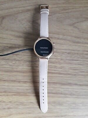 Ticwatch C2 Rose Gold  - excellent condition
