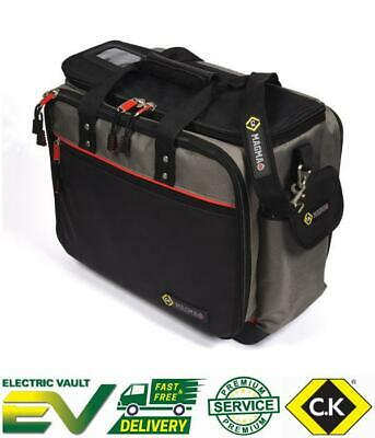 CK Magma MA2639 Technicians Tool Case Max Hard Bottom Electricians Bag