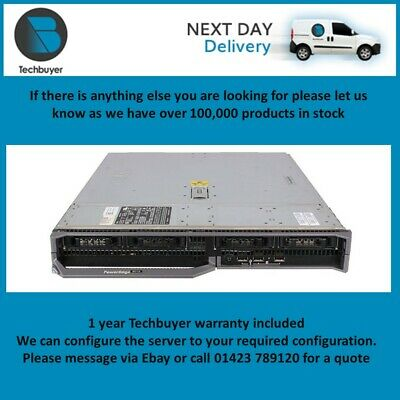 Dell Poweredge M710 Blade Chassis - M710