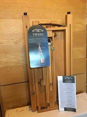 Windsor And Newton Tweed Sketch Box Art Easel RRP £179 New in Box