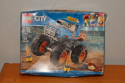 LEGO 60180 City Monster Truck (Brand New in Damaged Box)
