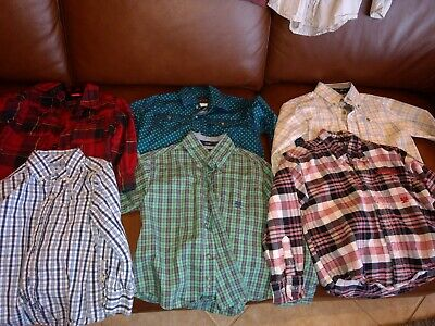 Lot of 12+ Boys Long-Sleeved Shirts Size 3T