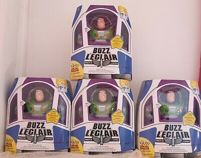 Enorme Lot Toy Story Collection Signature:4 Buzz L'Eclair Neuf/Version Française