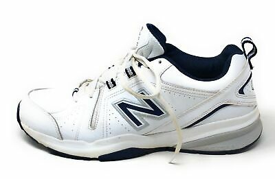 New Balance Mens 608v5 Cross Trainer White Blue Size 11 D