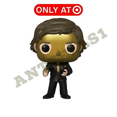 New The Office Funko Pop Goldenface Target Exclusive Preorder! Free Shipping!