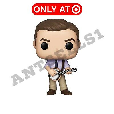 The Office Funko Pop Andy With Banjo Target Exclusive Preorder! Free Shipping!