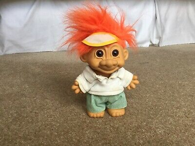 Large Size Russ Vintage Troll 8in