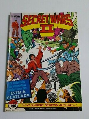 Secret Wars Nº 39 Comics Forum Estado Normal Mas Articulos
