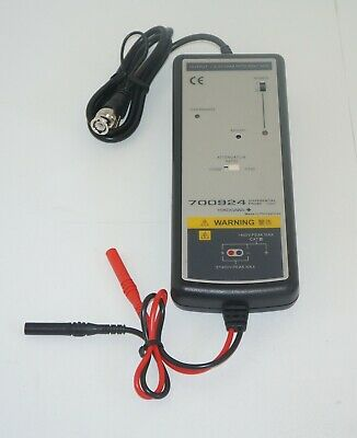 YOKOGAWA 700924 DIFFERENTIAL PROBE 1400V / 100 MHz USED